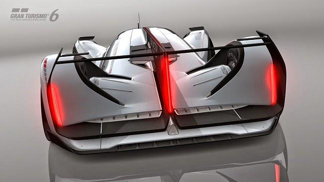 Mazda LM55 Vision GranTurismo