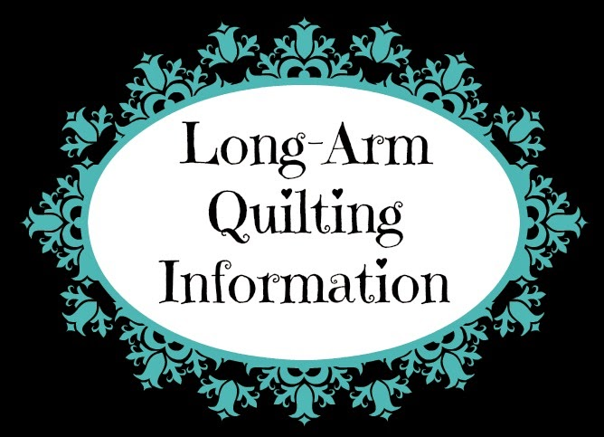 Looking for a long-arm quilter? Look no further!