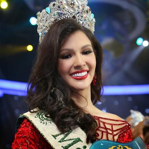 La filipina Jamie Herrell, es Miss Earth 2014