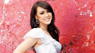 Biodata Profil Vania Larissa Miss Indonesia 2013