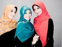 Bisnis Jilbab dengan Modal Kecil dan Tahu Model Fashion Sedikit