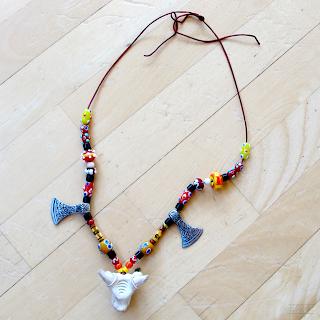 Drachen Perlenkette