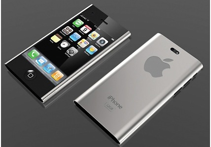 news about the iPhone 5 has back. the latest generation of iPhone