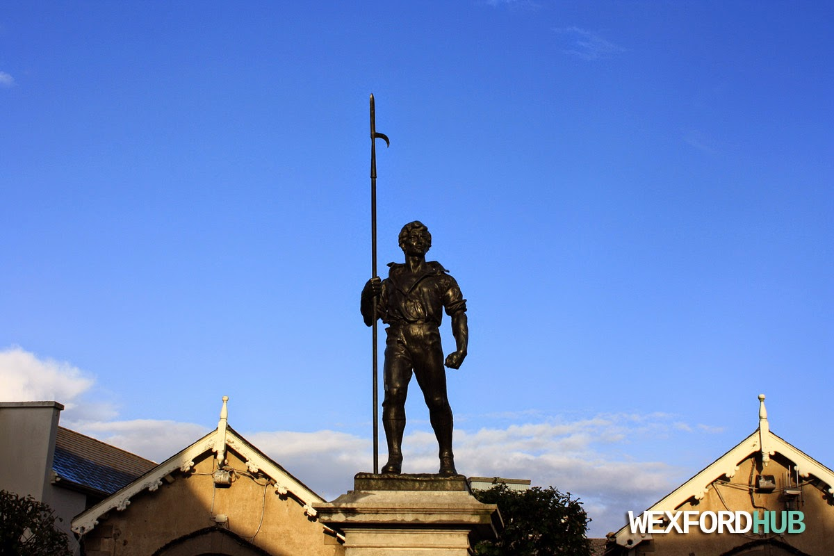 Bullring Pikeman Statue