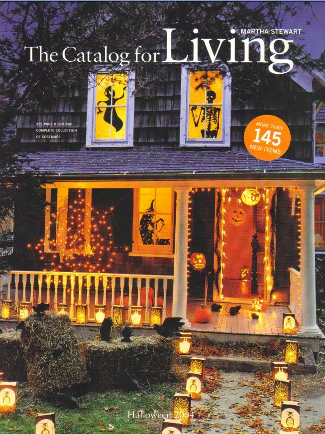 i dont know about you but one thing i always looked forward to in the early 2000s was the martha by mail catalog mostly the halloween issue - Halloween Catalogs
