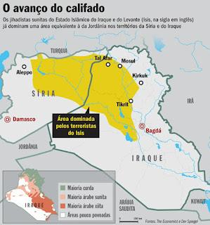 Estado Islâmico ataca Israel