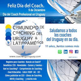 Día del Coach en Uruguay 2018