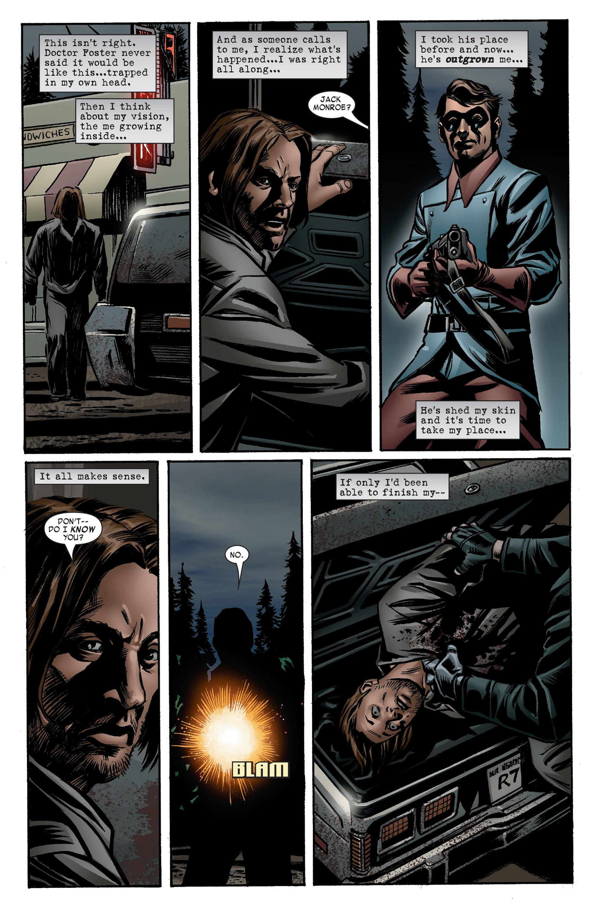 Captain America (2005) Issue #7 #7 - English 22