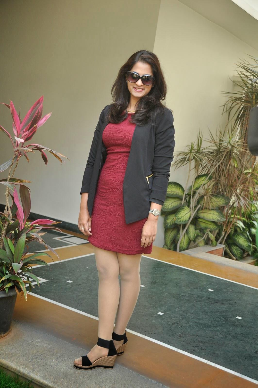 Nanditha raj latest glam pics-HQ-Photo-8