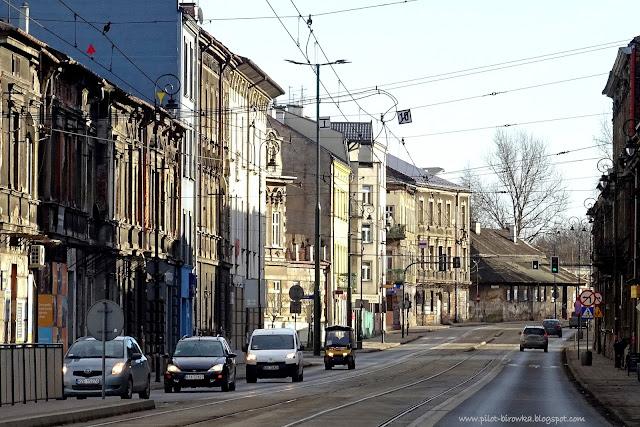 Limanowskiego Kraków zabudowa