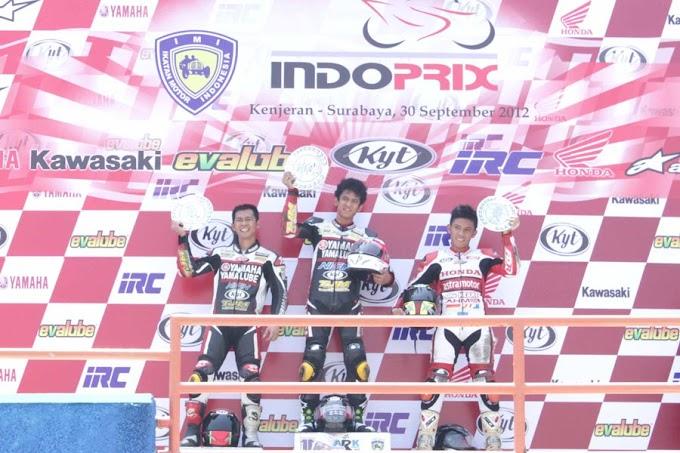 Hasil Seri 4 IndoPrix Kenjeran 2012