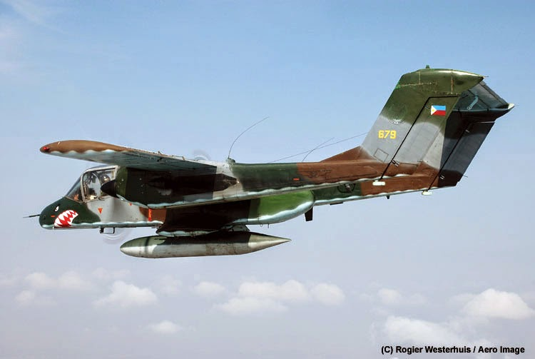 ... : Air Force Upgrading OV10 Bronco while Looking for Replacements