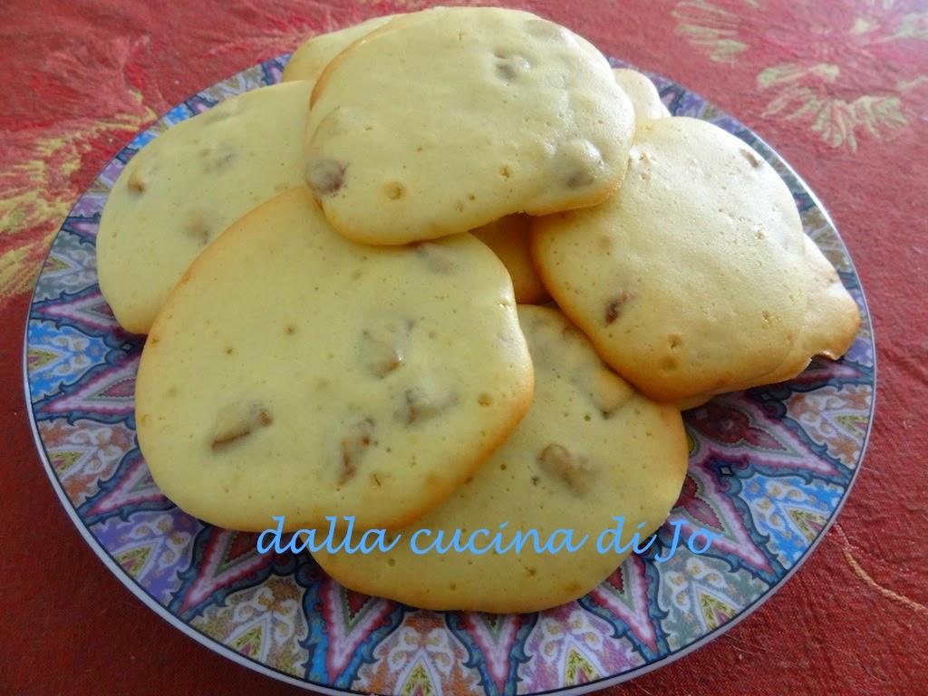biscotti morbidi con albicocche