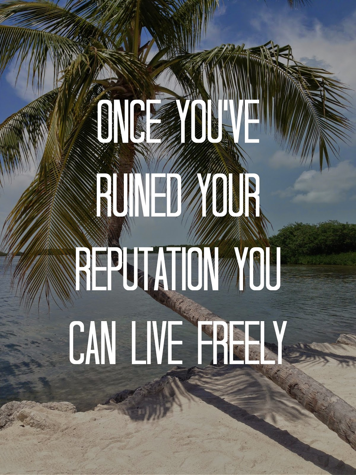 Quote - Florida Keys | The Twisted Horn