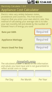 Electricity Calculator.apk - 44 KB
