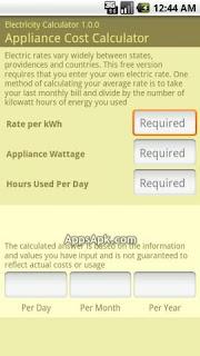 Electricity Calculator.apk - 44 KB