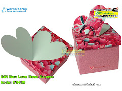 Gift Box Love Rose Grusse