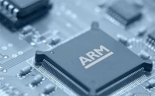 ARM ya trabaja en los procesadores de 128 bits