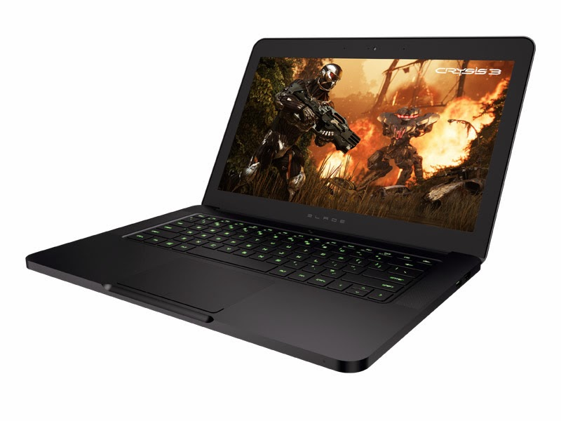Razor Blade Gaming Laptop