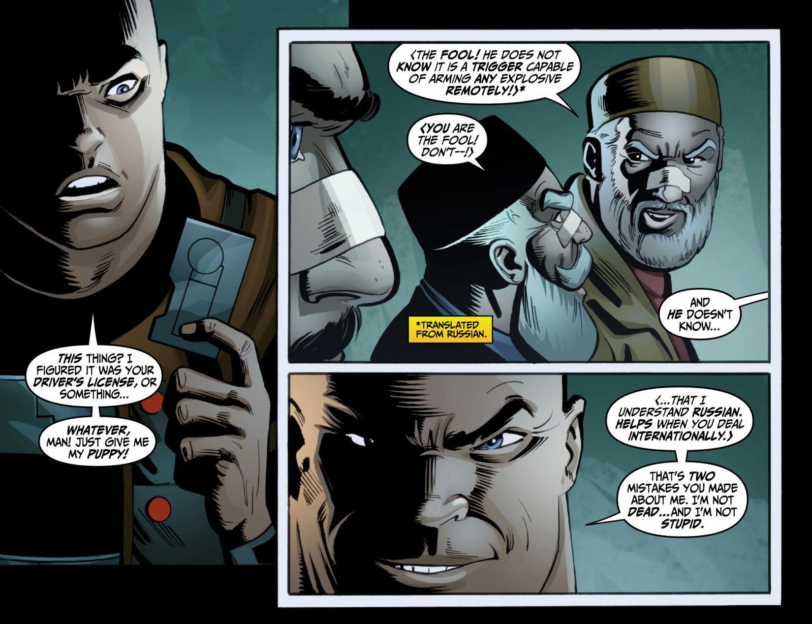 Batman Beyond (2012) Issue #6 #6 - English 5