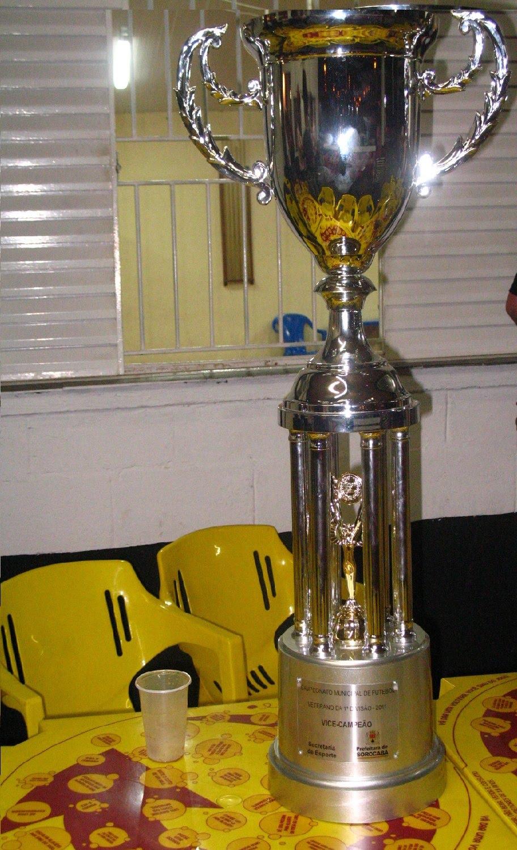 Troféu de Vice Campeão 2011