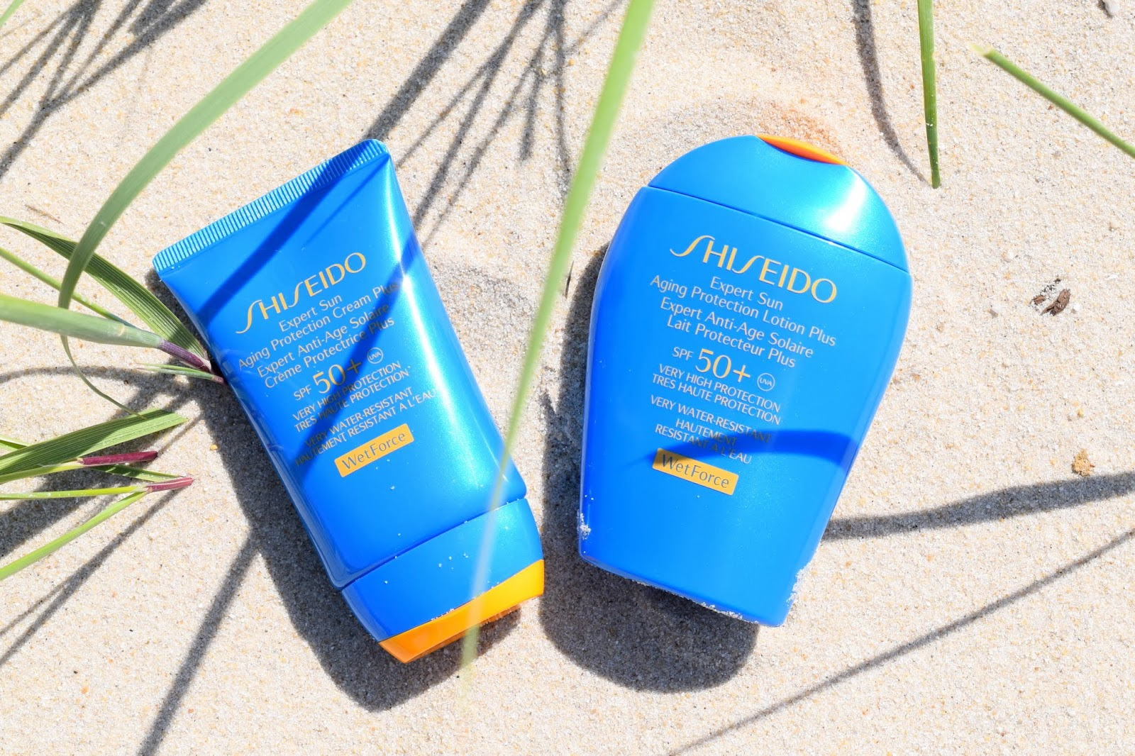 Shiseido WetForce Technologie: Optimaler Sonnenschutz bei nasser Haut