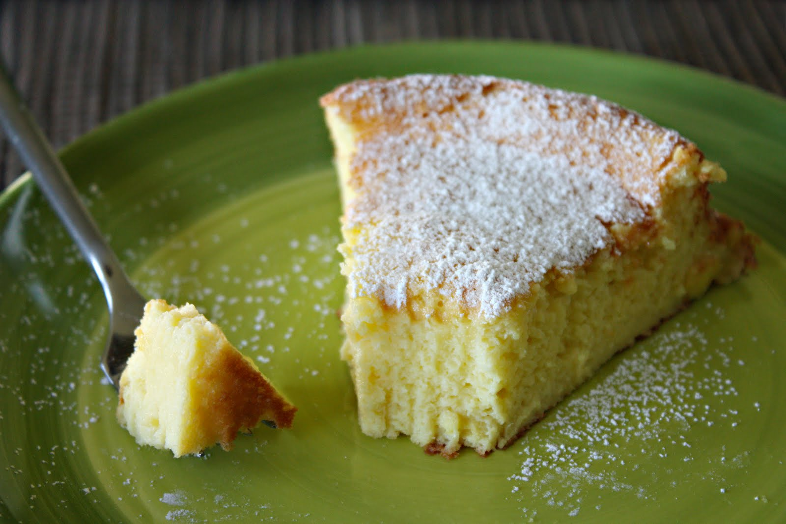 Recipe Durian Yogurt Cake