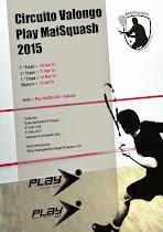 Circuito Valongo Play MaiSquash 2015