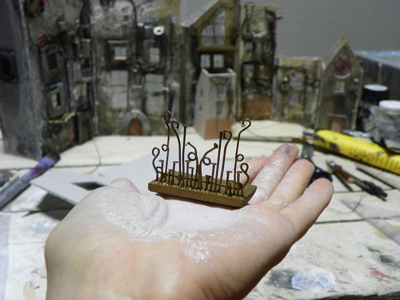 15-Katarina-Pridavkova-Fantasy-Architecture-in-Plaster-and-Clay-Town-www-designstack-co