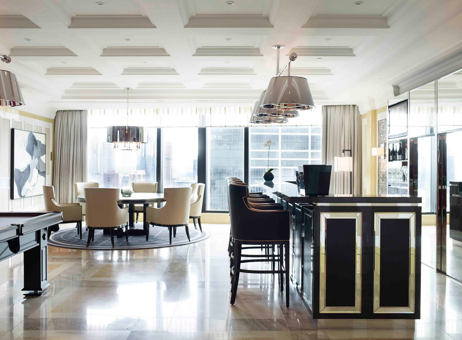 Superior Blainey North Has Created Some Of The Most Spectacular Australian Interiors  In Recent Years. I Was Fortunate Enough To Enjoy The Opulence Of The 54  Park St ...
