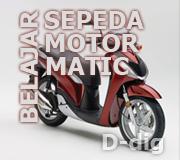 Tips Cara Cepat Belajar Mengendarai/Menaiki Sepeda - Motor - Matic