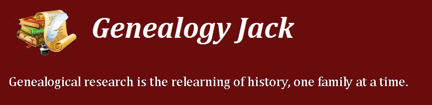 Genealogy Jack