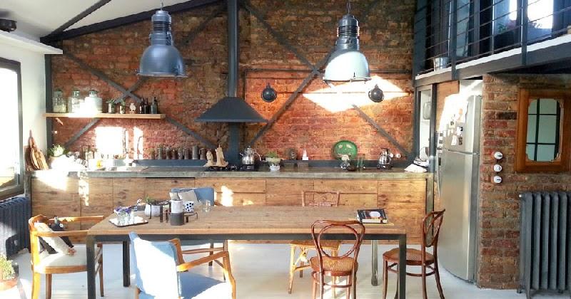 La buhardilla decoraci n dise o y muebles un precioso for Muebles estilo industrial buenos aires