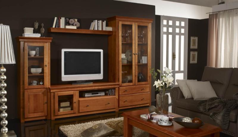 Karruzel del hogar muebles de salon rusticos - Muebles salon rusticos ...