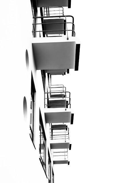 Bauhaus Student Building Dessau Matthew G. Beall Photography