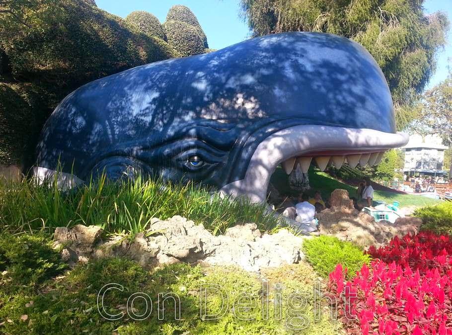 whale disneyland
