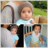 Aleesya 8 month