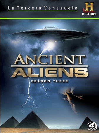 History Channel  Ancient Aliens Episódio 04 AVI + RMVB Legendado