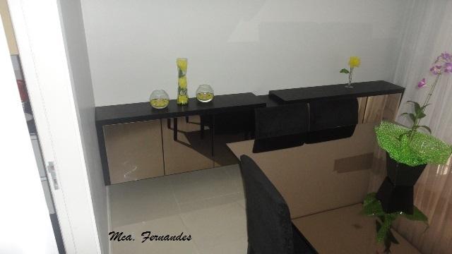 Sala de jantar com estilo e eleg ncia marcenaria a for Sideboard 04800