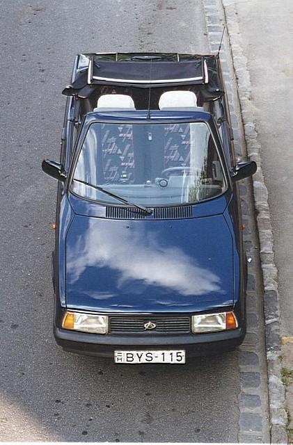 Romanian Prototype Oltcit Cabrio
