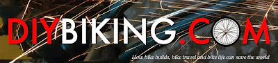 DIY Biking   How bike builds, bike travel and bike life can save the world
