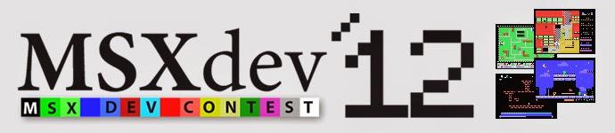 Concurso MSX Dev 2012