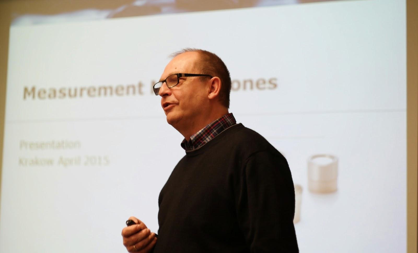 Współzałożyciel GRAS Per Rasmussen