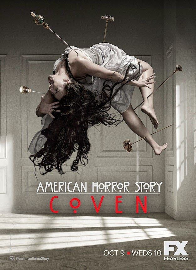 American Horror Story Coven posters