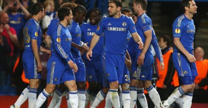 Chelsea 3 FC Basel 1