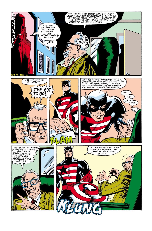 Captain America (1968) Issue #350 #282 - English 16
