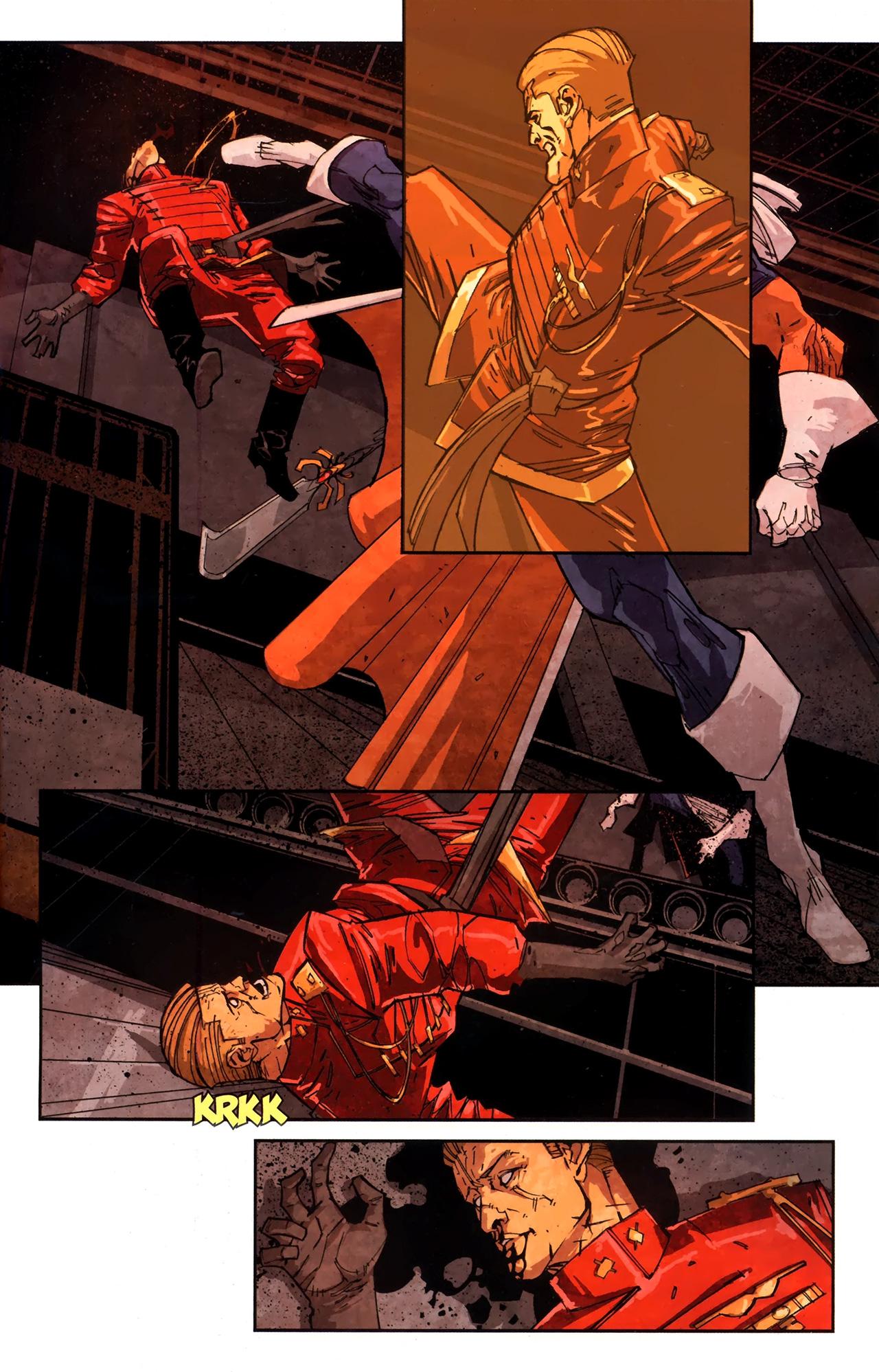 Read online Taskmaster (2010) comic -  Issue #4 - 19