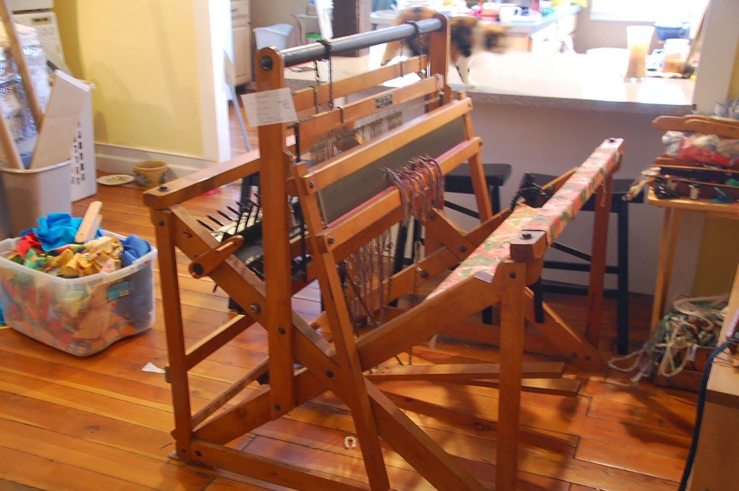 Crazy as a Loom: Looms.