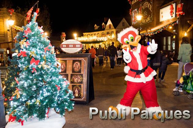 Navidad PortAventura 2015