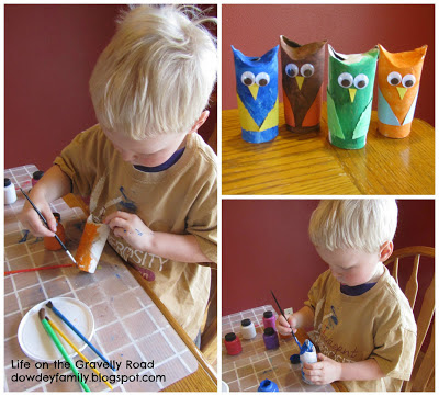 adorable owl craft for preschoolers